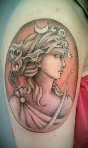 neo polytheist greco roman pagan tattoos
