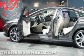 2015 Chrysler 200 Interior All New 2015 Chrysler 200 Shows Off At Chicago Auto Show