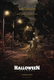 halloween returns poster 2 by themadbutcher on deviantart