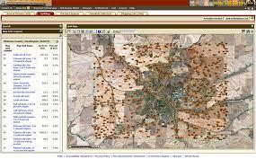 soil map map soils of washington state fall 2011 washington state