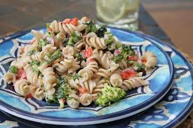 creamy summer pasta salad the lean clean eating machine