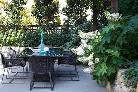 this potts point courtyard garden perched on top of a double