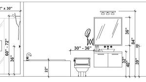 Bathroom Vanity Light Height Home Interior Design Ideas - Bathroom vanity light mounting height
