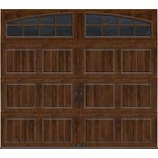 6 Foot Overhead Door Clopay Gallery Collection 8 Ft X 7 Ft 18 4 R Value Intellicore