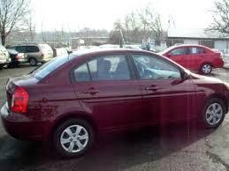 hyundai accent 4 door sedan 2010 hyundai accent gls 4 door sedan 1 6 liter 4 cyl loaded