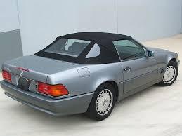1993 Mercedes Coupe Mercedes Benz Sl Convertible Top