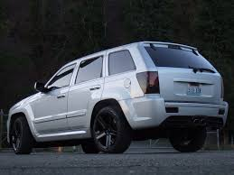 srt8 jeep modified hojeepster 2006 jeep grand cherokee specs photos modification