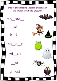 thomas the train halloween worksheets for kids this scary night