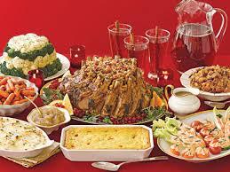 cuisine dinner traditional dinner menus recipes myrecipes