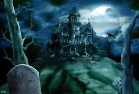 happy halloween wallpaper scary animated halloween wallpaper wallpapersafari