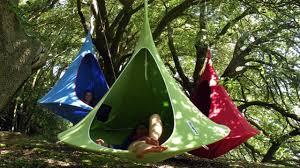 Tree Hanging Hammock Chair Hanging Hammock Chairs Adding Camping Fun To Modern Interiors