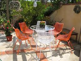 Vintage Patio Furniture Metal by Vintage Patio Furniture Adds To The Comfort Of Relaxing All Home