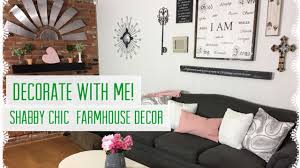 Shabby Chic Farmhouse Decor by Shabby Chic Farmhouse Decor Decorate With Me Momma From