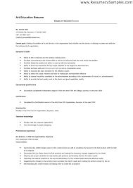 art teacher resume template creative marketing resumes resume