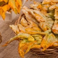 fiori di zucca fritti in pastella fiori di zucca in pastella 3 3 5