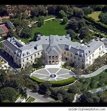 aaron spelling mansion floor plan 594 south mapleton drive los angeles california