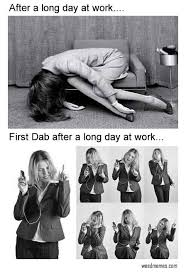 Long Day Memes - first dab after long day at work weed memes