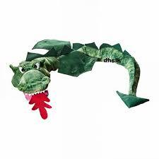 ikea klappar drake dragon toy soft plush puppet chinese d htf idolza