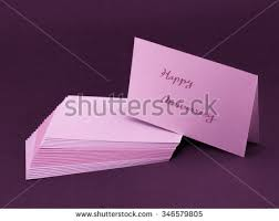 message card your family friends happy stock photo 318757439