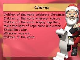 children of the world ppt