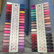dnd soak off gel polish swatches pinterest nail nail mani