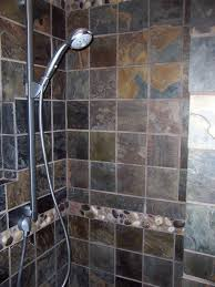 slate tiles for bathroom shower video and photos