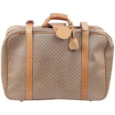 North Carolina travel luggage images Bedroom gucci beige and cocoa gg coated canvas carryon duffel bag jpg