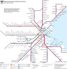 Germany Rail Map by Commuter Rail U003c Schedules U0026 Maps U003c Mbta Massachusetts Bay