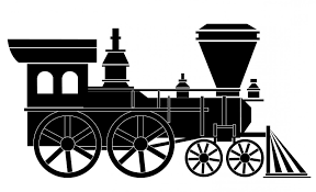 best hd vintage train vector file free free vector art images