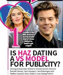 Blind Gossip Harry Styles Pressreader Nw 2017 08 14 Is Haz Dating A Vs Model For Publicity
