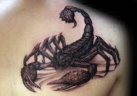 40 3d scorpion designs for stinger ink ideas