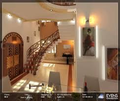 evens construction pvt ltd staircase design kerala houses loversiq