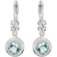 aquamarine drop earrings aquamarine drop earrings freedman jewelers boston freedman