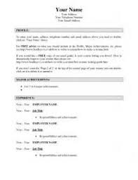cv making format resume making format sample cover letter for graduate resume