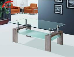 living room furniture center table design coffee table tempered