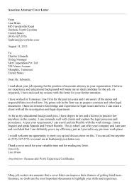 legal cover letter best legal assistant cover letter examples