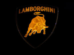 cool golden cars lamborghini logo wallpaper hd wallpapersafari