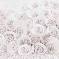cheap backdrops 1 25 w x2 h m cheap portable background white roses
