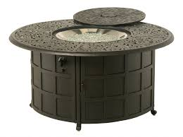 Oriflamme Sahara Fire Table by Fire Pits