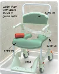 Commode Chair Over Toilet Amazon Com Etac Clean Shower Commode Chair Etac Clean Chair