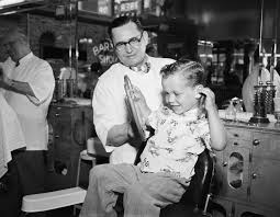 old ladies hair salon ben the barber samantha cusick london