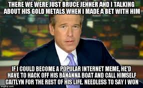 Popular Internet Memes - brian williams was there meme imgflip