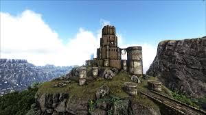 ragnarok castle of the swamp ragnarok official ark survival evolved wiki