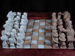 unique chess pieces morechess crafts will have to try plus