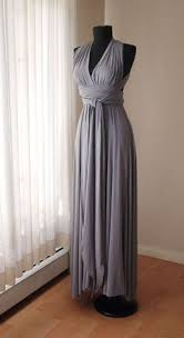 light grey infinity dress pursuit of functional home the infinity dress fashion pinterest
