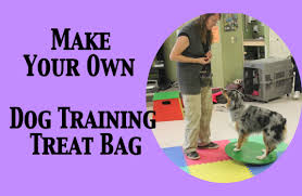 how to make your own treat bag