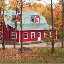barnplans blueprints gambrel roof barns homes garage