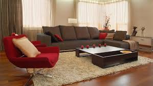 Brown And Black Rugs Red And Tan Living Room Ideas Brown Sofa Wall Painting Grey