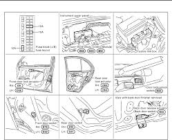 nissan micra ignition switch nissan micra wiring diagrams 2003 2005 4 pdf