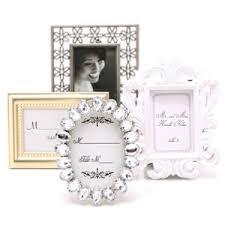 photo frame party favors place card holders wedding favors wedding favors party